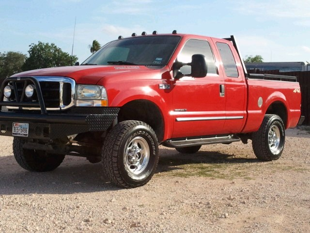 CodeRed_1 2000 Ford F250 Super Duty Super Cab