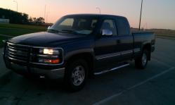 Psycho-LP 2001 Chevrolet 1500 Extended Cab