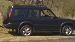 69Dealy 2003 Land Rover Discovery Series II