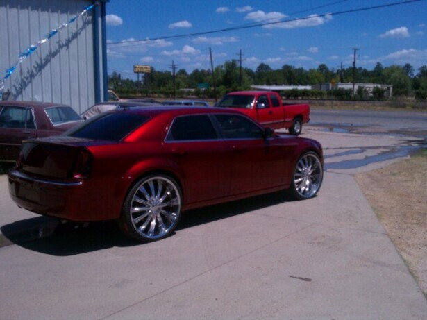 300on6s 2008 Chrysler 300