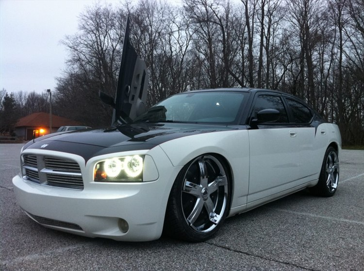 charger0ndavins 2006 dodge charger specs photos modification info at cardomain. Black Bedroom Furniture Sets. Home Design Ideas