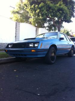 brynlsmith 1982 Ford Mustang