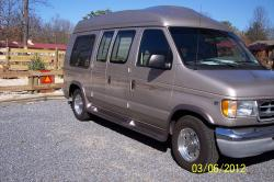 THe Matrix 2002 Ford E250 Cargo