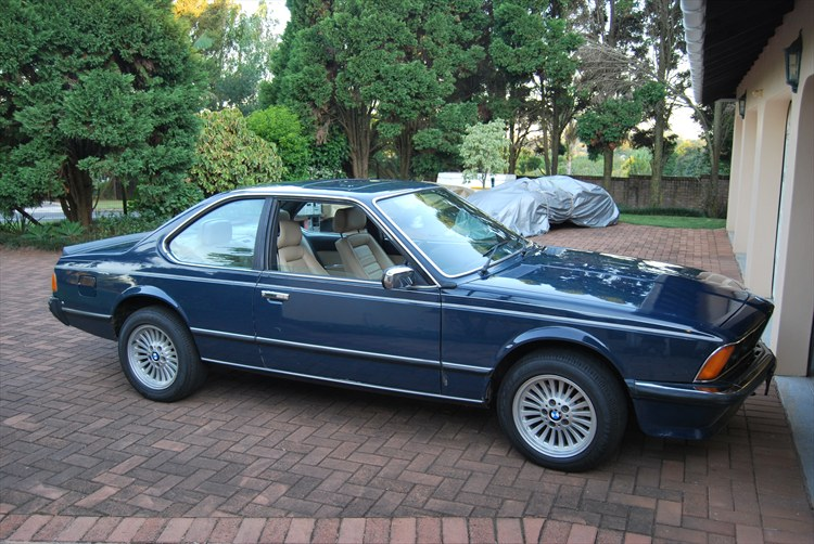 SAJetta 1981 BMW 6 Series