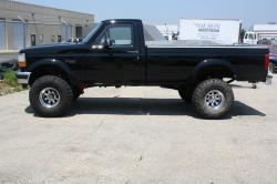bigredk8 1995 Ford F150 Regular Cab