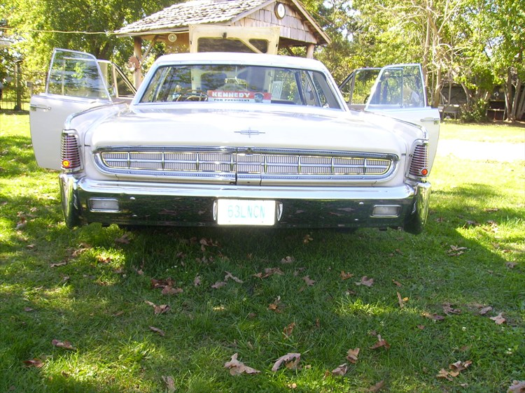 SuicideKid 1963 Lincoln Continental 15440535