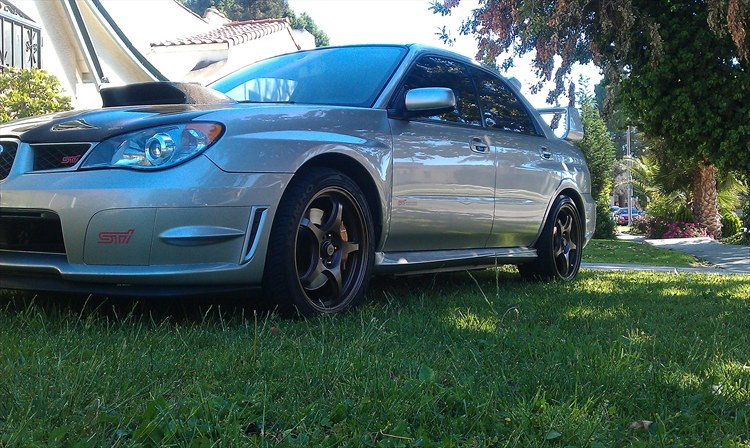 ghostile 2006 subaru imprezawrx sti sedan 4d specs photos modification info at cardomain. Black Bedroom Furniture Sets. Home Design Ideas