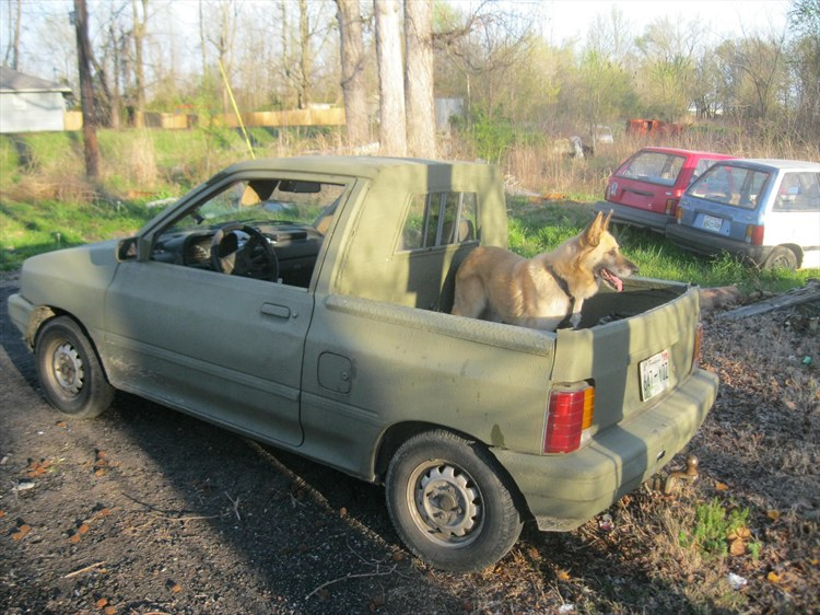 Another fordman364 1991 Ford Festiva post... - 15670506