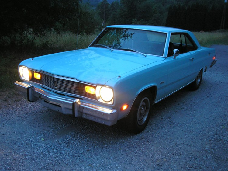 ForwardLook57 1975 Plymouth Scamp