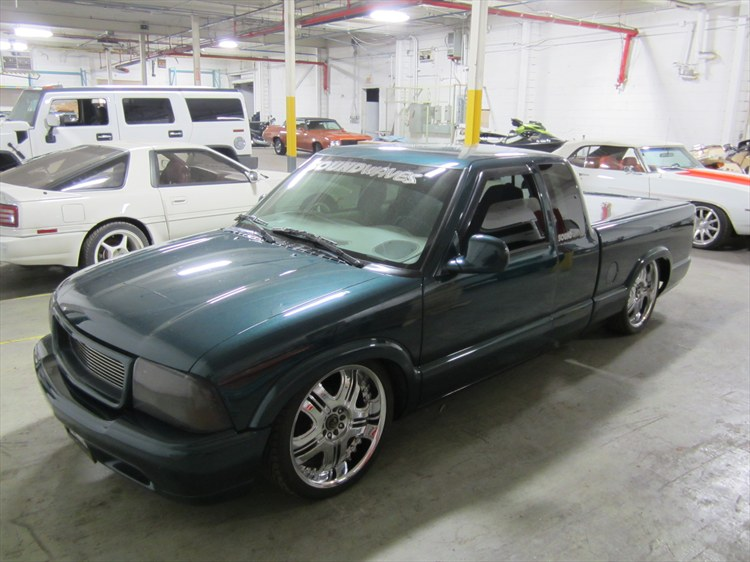 Another 4APRICE 1998 GMC Sonoma Club Cab post... - 15520587