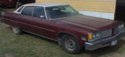 Olds_Customz 1976 Oldsmobile 98