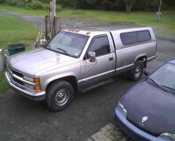 alstro 1998 Chevrolet 2500 Regular Cab