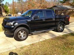 lockdown1007 2006 Ford F150 SuperCrew Cab