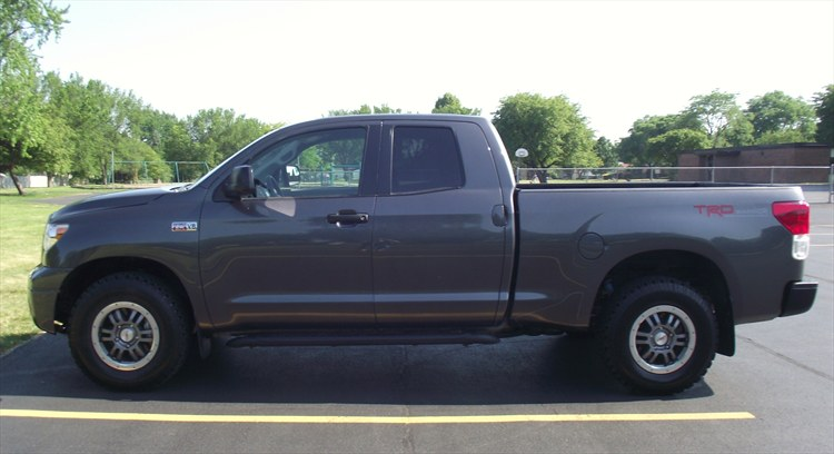 wjway4x4 2011 Toyota Tundra Double CabPickup 4D 6 1/2 ft Specs ...