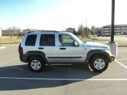 CIEJEK 2006 Jeep Liberty