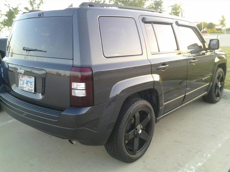 Another 480KREEPIN 2011 Jeep Patriot post... - 3000518