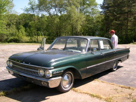 Another FairlaneMike 1961 Ford Fairlane post... - 15861526