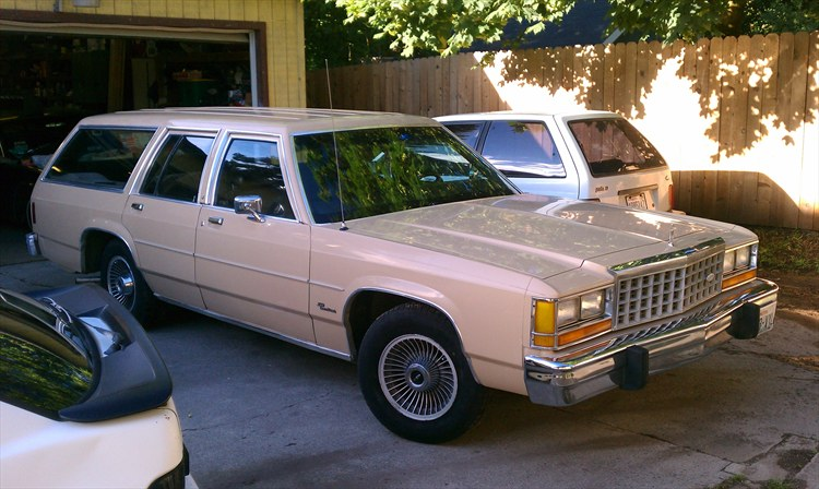 Meanp72's 1986 Ford Crown Victoria