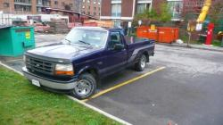 Defer 1995 Ford F150 Regular Cab