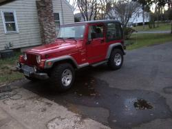 red390gt 2000 Jeep Wrangler