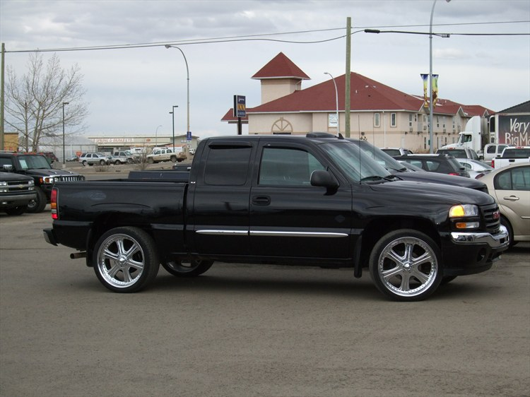 jblsubs 2006 Chevrolet 1500 Extended Cab