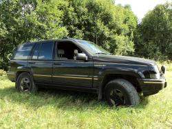 serviss 1993 Jeep Grand Cherokee