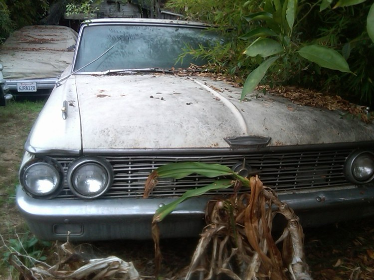 Another socalted 1962 Ford Galaxie post... - 15422531