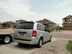 jaylind 2011 Chrysler Town & Country