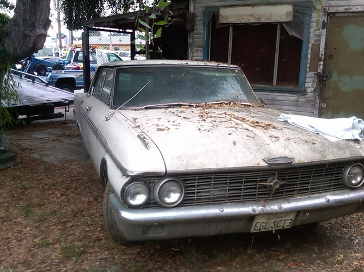 Another socalted 1962 Ford Galaxie post... - 15422545