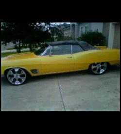 steplow 1968 Buick Wildcat