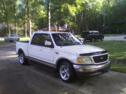 Taylormade42 2001 Ford F150 SuperCrew Cab