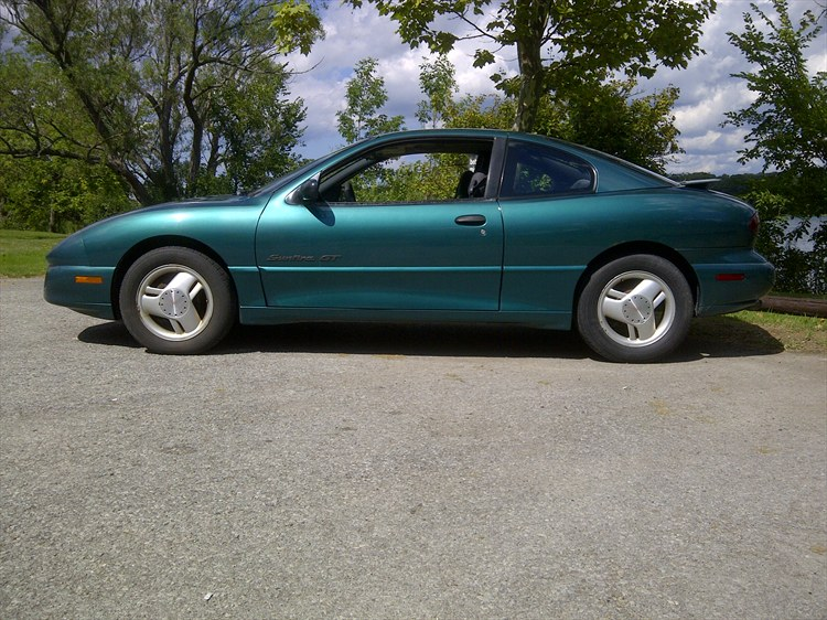 pikepounder 1999 pontiac sunfiregt coupe 2d specs photos. Black Bedroom Furniture Sets. Home Design Ideas