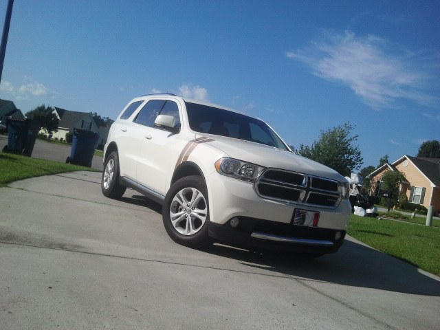 Another Boss_Boost 2011 Dodge Durango post... - 16165955