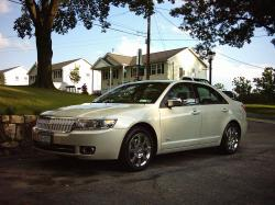 jttierney21 2007 Lincoln MKZ