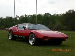 crvette1967s 1972 DeTomaso Pantera