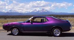 algaines1 1971 AMC Javelin