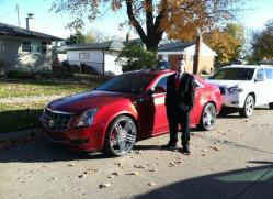 Deezy313 2012 Cadillac CTS