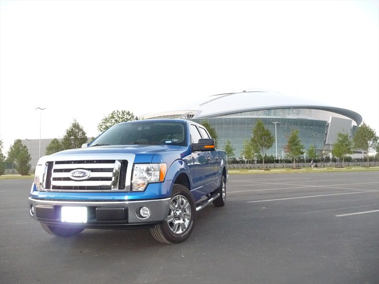 skyeclipse03 2009 Ford F150 SuperCrew Cab