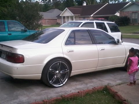 lildaz607 1999 cadillac sevillests touring sedan 4d specs. Cars Review. Best American Auto & Cars Review
