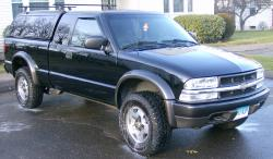 trymybowtie 2000 Chevrolet S10 Extended Cab