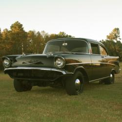 rebel-son 1957 Chevrolet 210