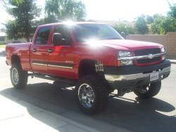 Angel57 2003 Chevrolet 2500 HD Regular Cab