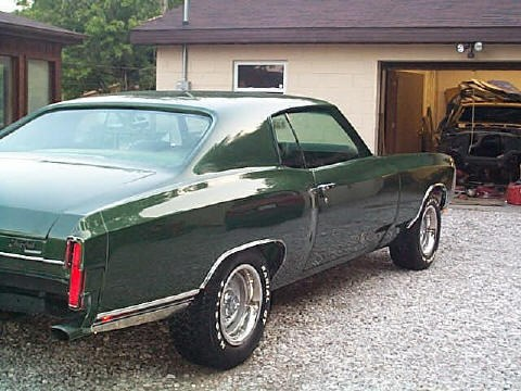 Another Mr70Monte 1970 Chevrolet Monte Carlo post... - 15544551