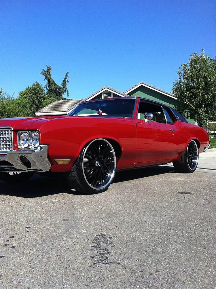 jdiaz-209 1971 Oldsmobile Cutlass Supreme 15394502