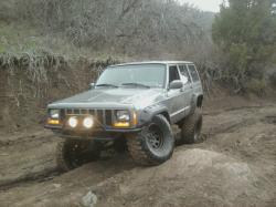 NOSWEAT 1998 Jeep Cherokee