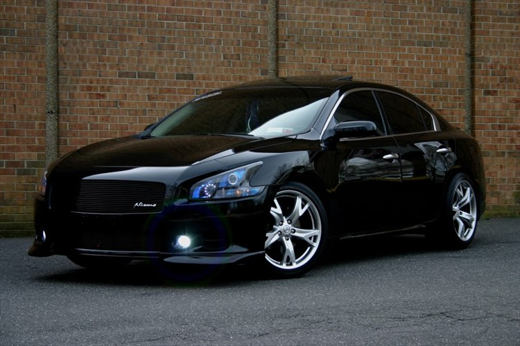 twothemaxx 2009 Nissan Maxima Specs, Photos, Modification ...