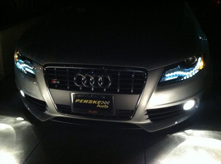 socalted 2011 Audi S4