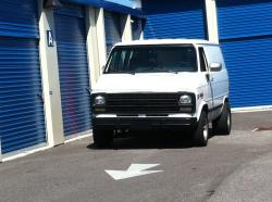 Downbytherivers 1995 Chevrolet Van
