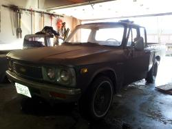 1976 Chevrolet LUV Pick-Up