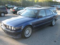 StirlingAlpina 1992 BMW 5 Series
